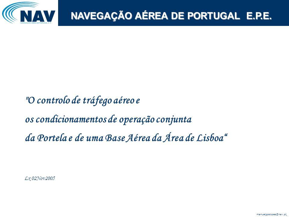 NAVEGAÇÃO AÉREA DE PORTUGAL E.P.E.
