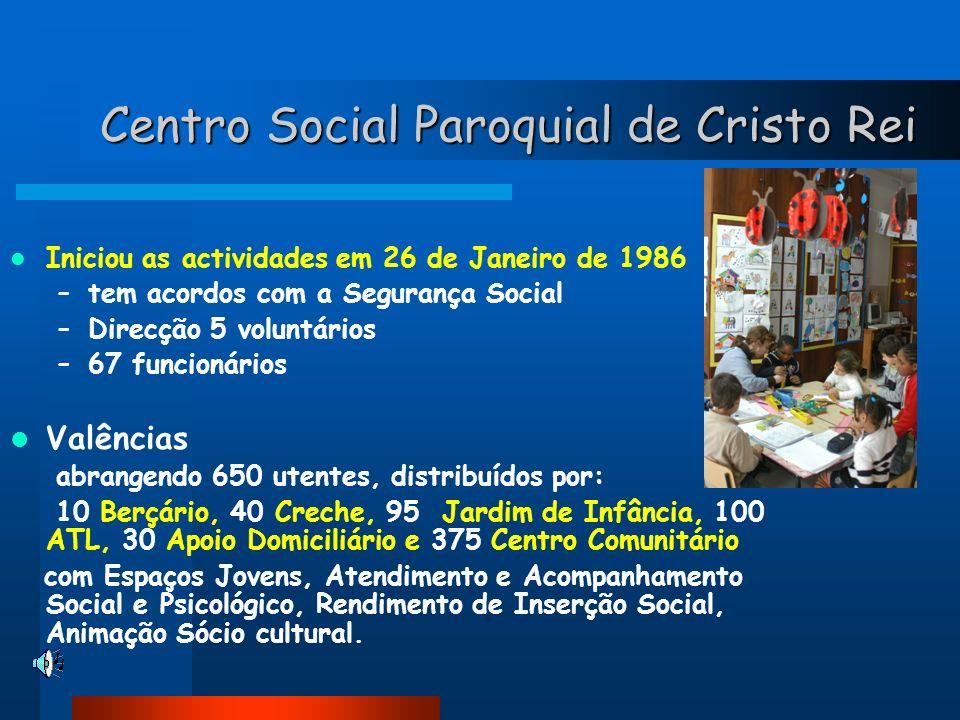 Centro Social Paroquial de Cristo Rei