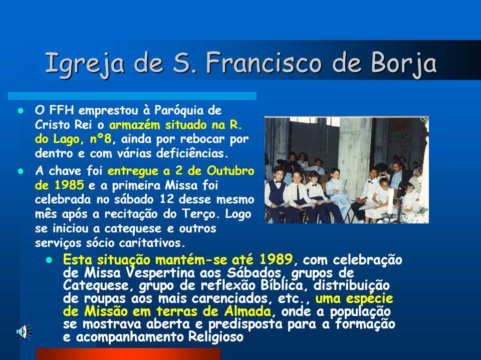 Igreja de S. Francisco de Borja