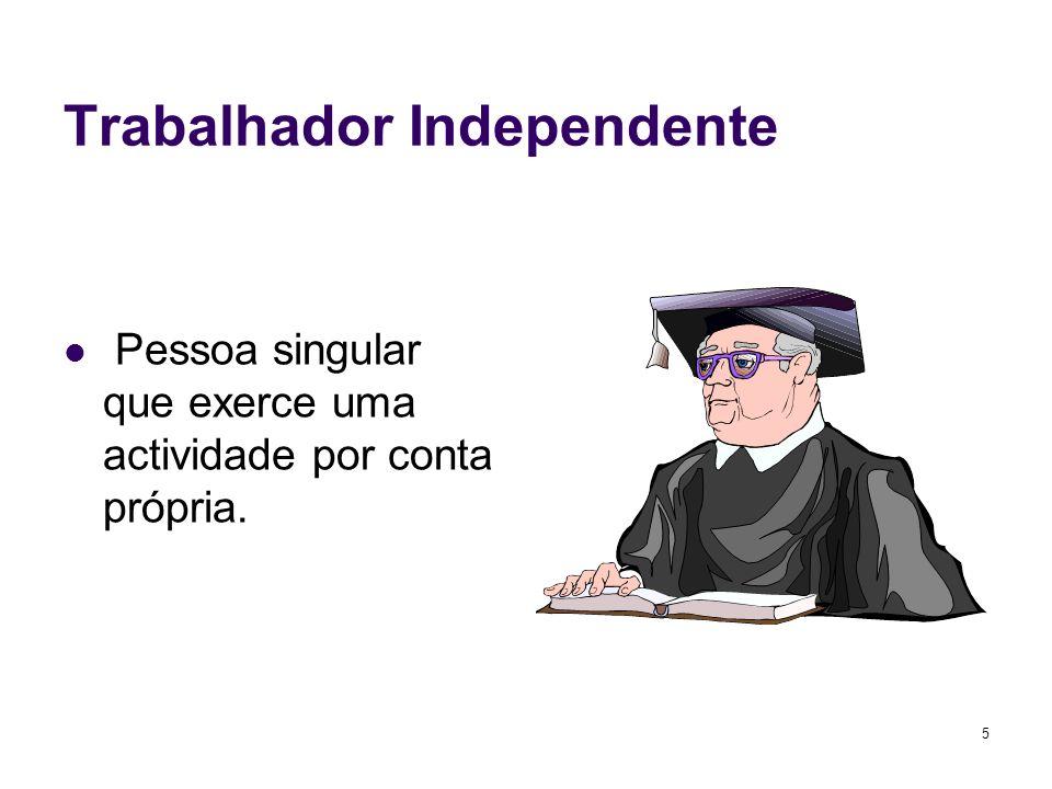 Trabalhador Independente