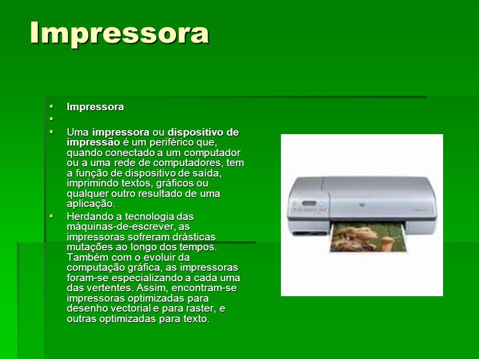 Impressora Impressora