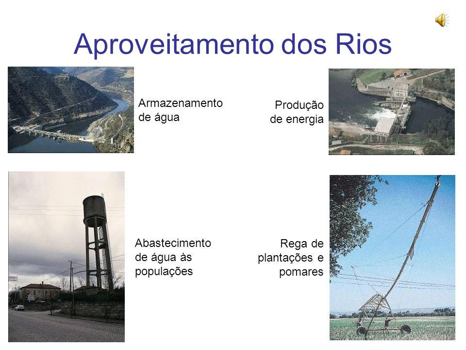 Aproveitamento dos Rios