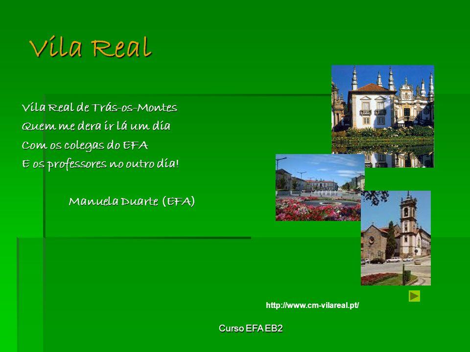 Vila Real Vila Real de Trás-os-Montes Quem me dera ir lá um dia