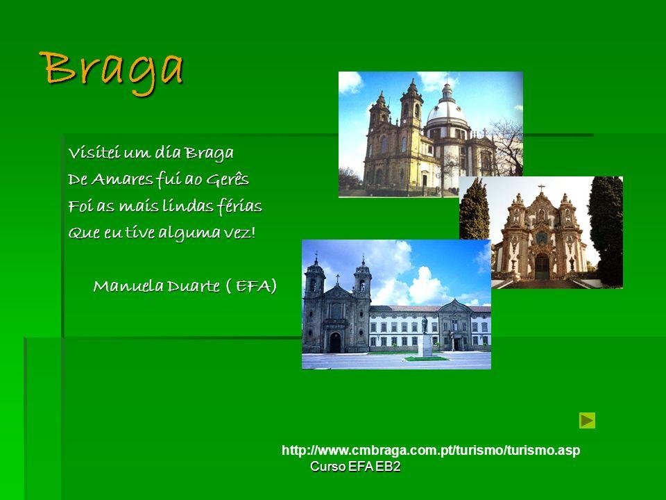 Braga Visitei um dia Braga De Amares fui ao Gerês