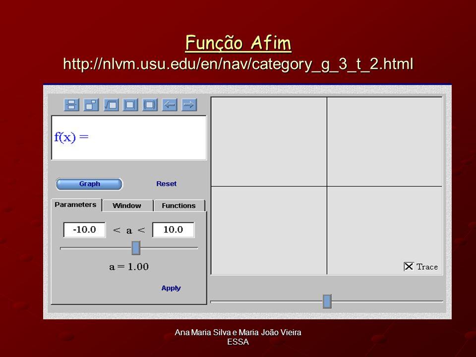 Função Afim http://nlvm.usu.edu/en/nav/category_g_3_t_2.html