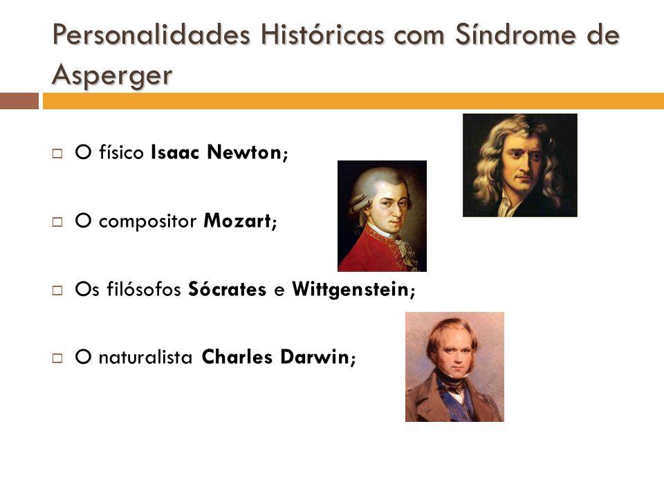 Personalidades Históricas com Síndrome de Asperger