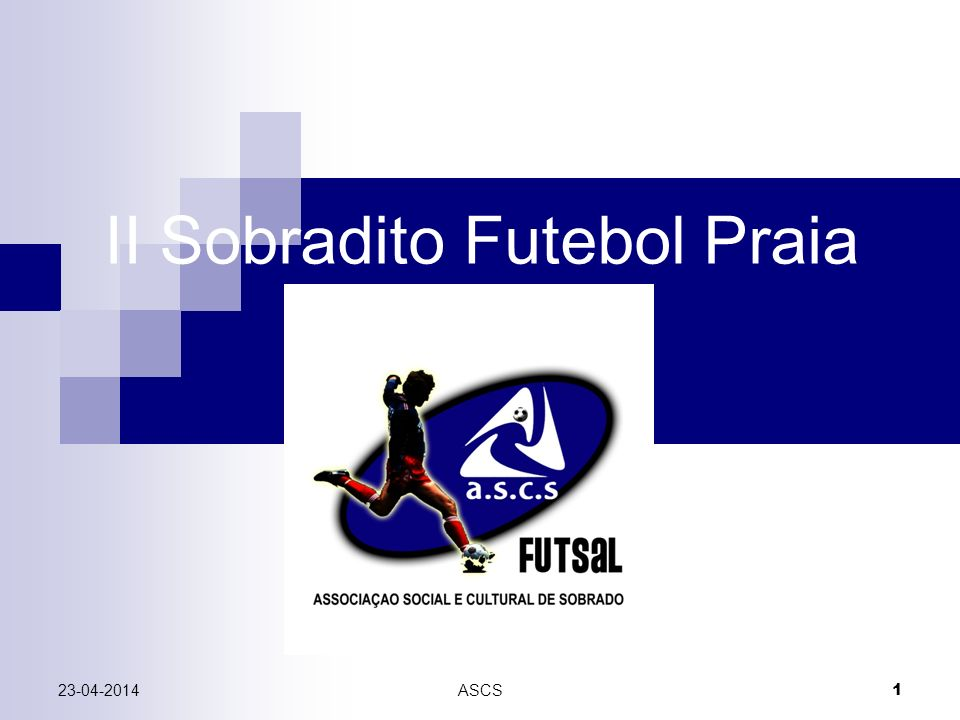 II Sobradito Futebol Praia