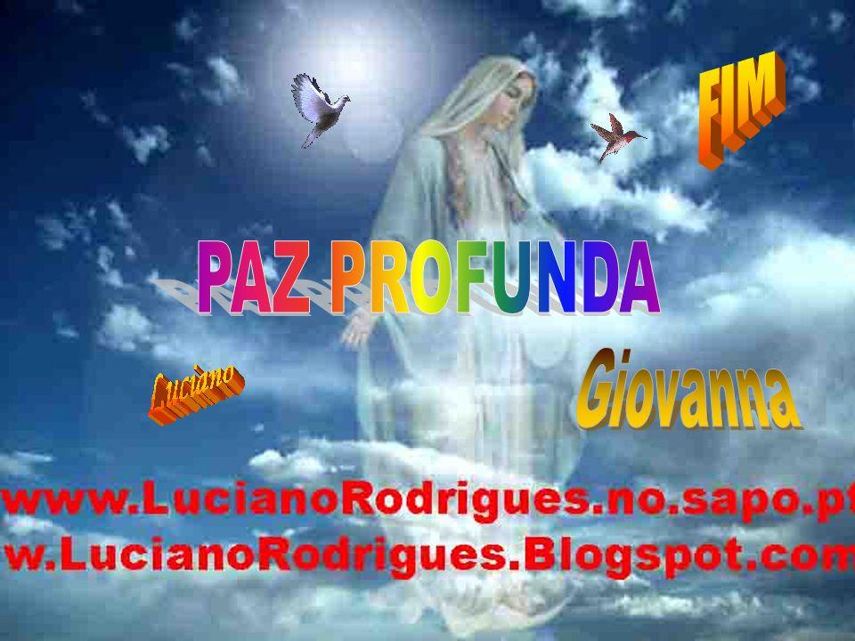 FIM PAZ PROFUNDA Giovanna