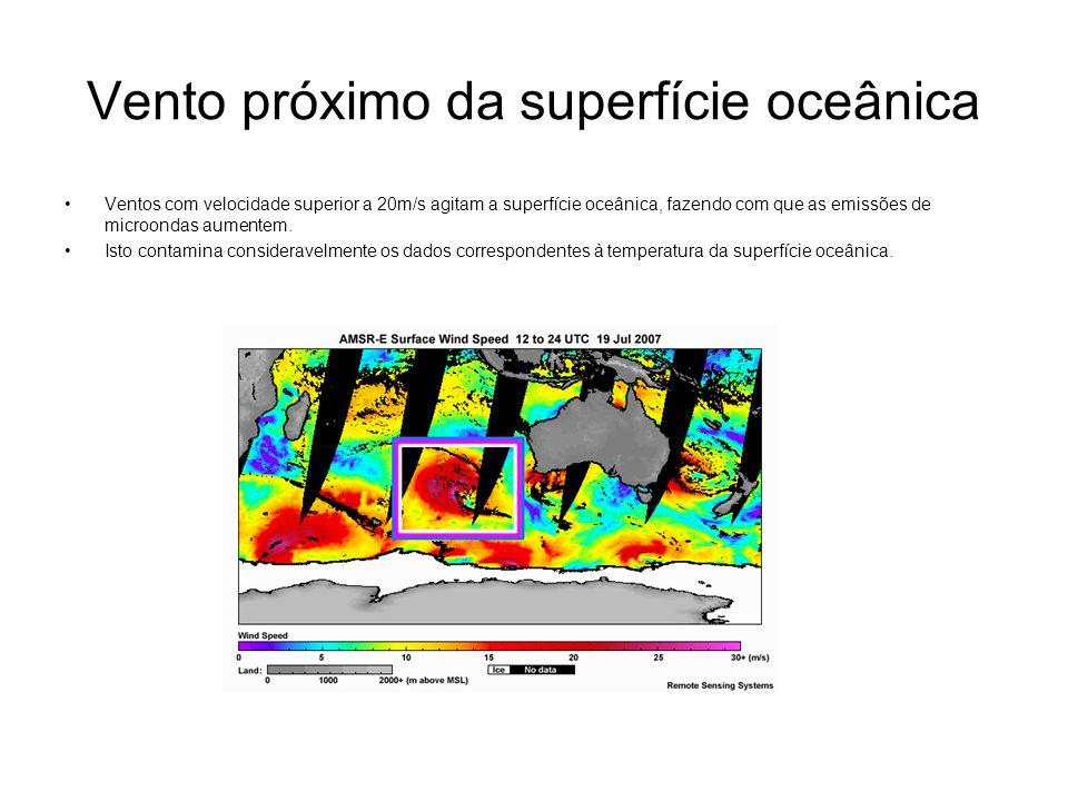 Vento próximo da superfície oceânica