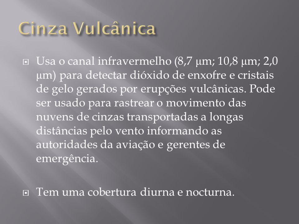 Cinza Vulcânica