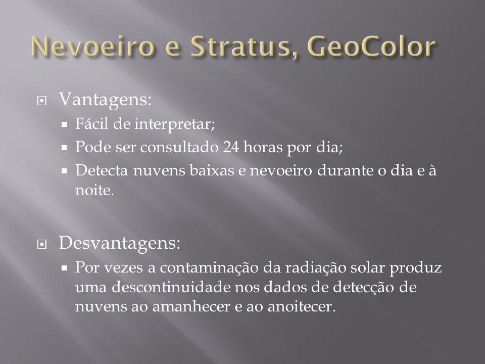 Nevoeiro e Stratus, GeoColor