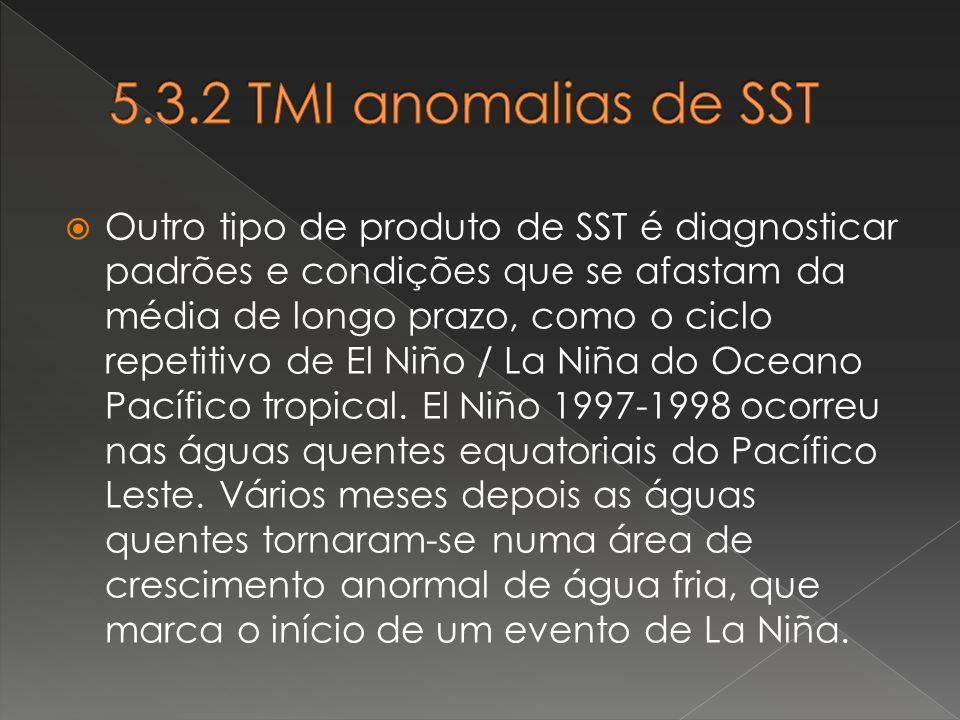 5.3.2 TMI anomalias de SST