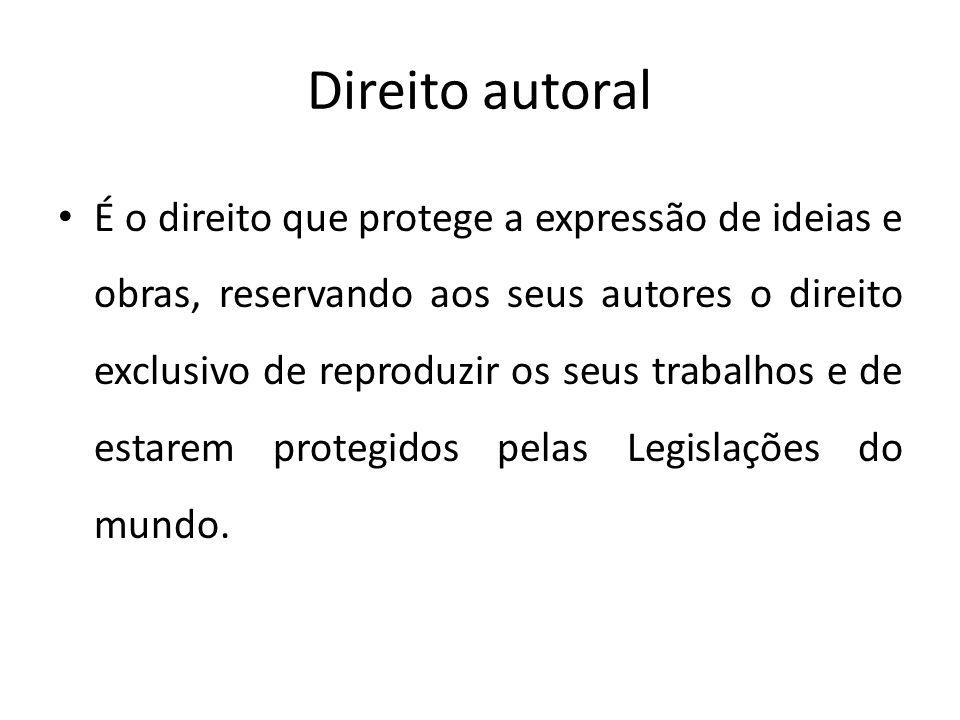 Direito autoral