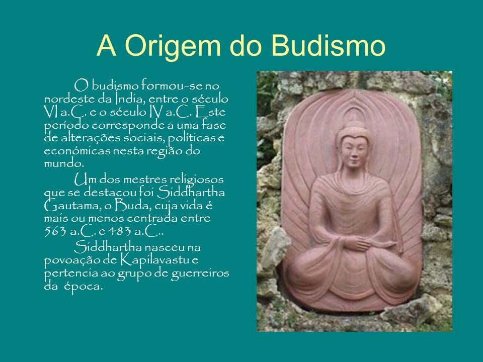 A Origem do Budismo