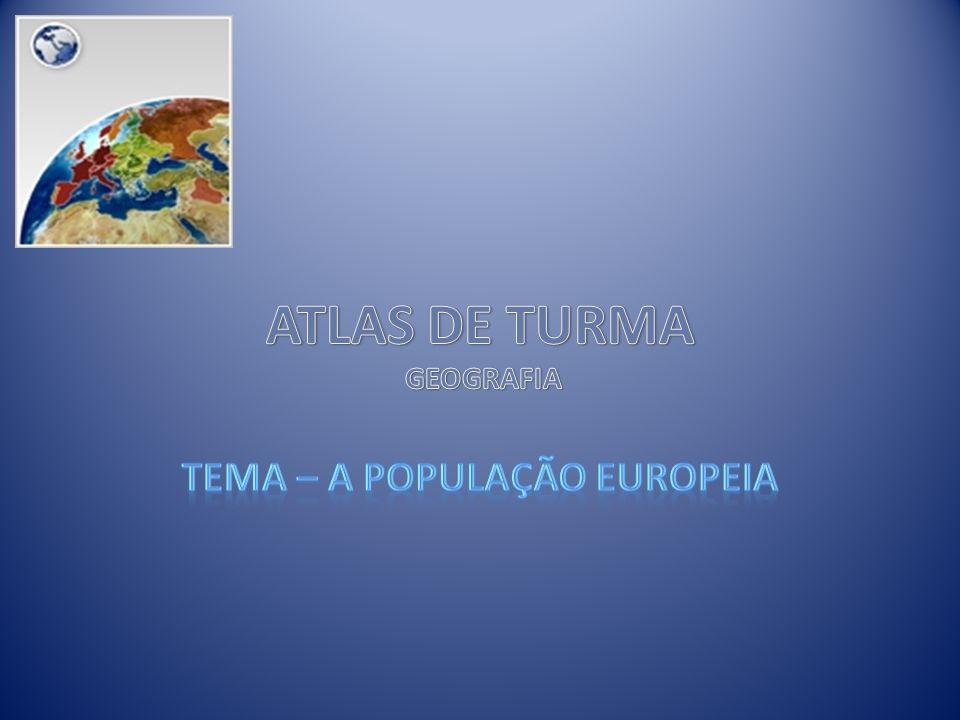ATLAS DE TURMA GEOGRAFIA