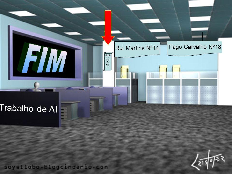 Rui Martins Nº14 Tiago Carvalho Nº18 FIM Dfgdfg Dgdfg Trabalho de AI