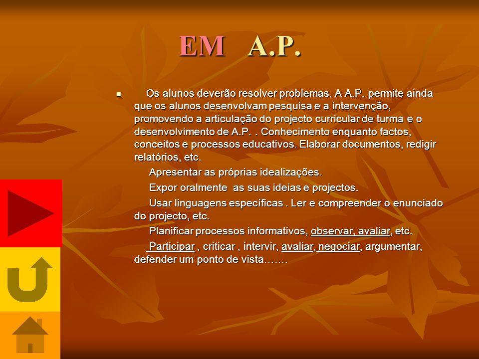 EM A.P.