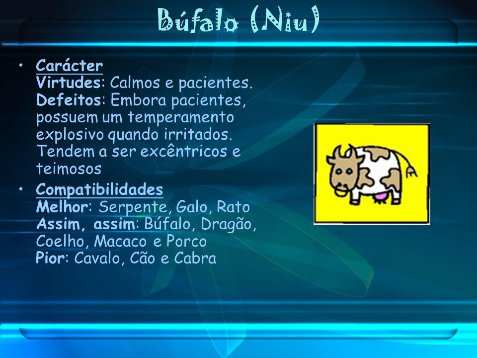 Búfalo (Niu)