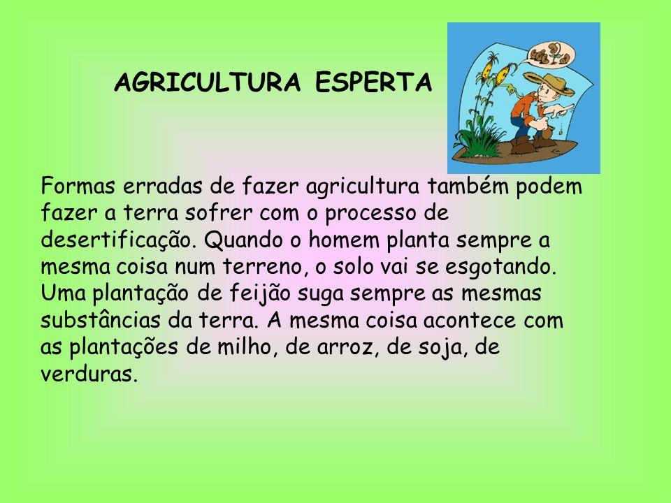 AGRICULTURA ESPERTA