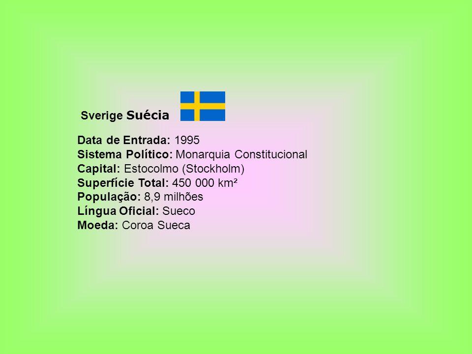 Sverige Suécia