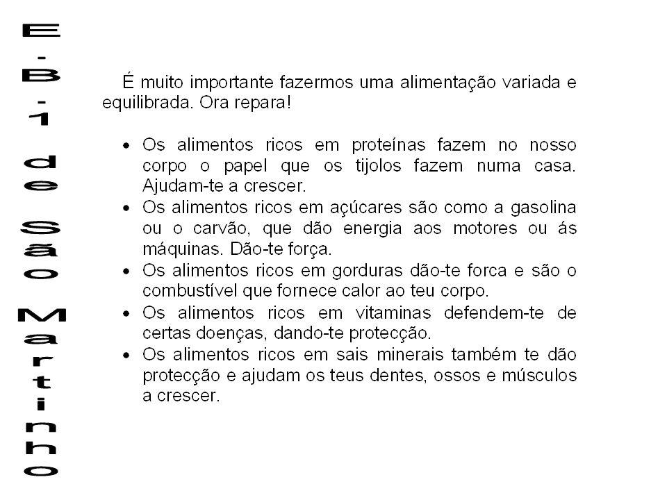 E.B.1 de São Martinho