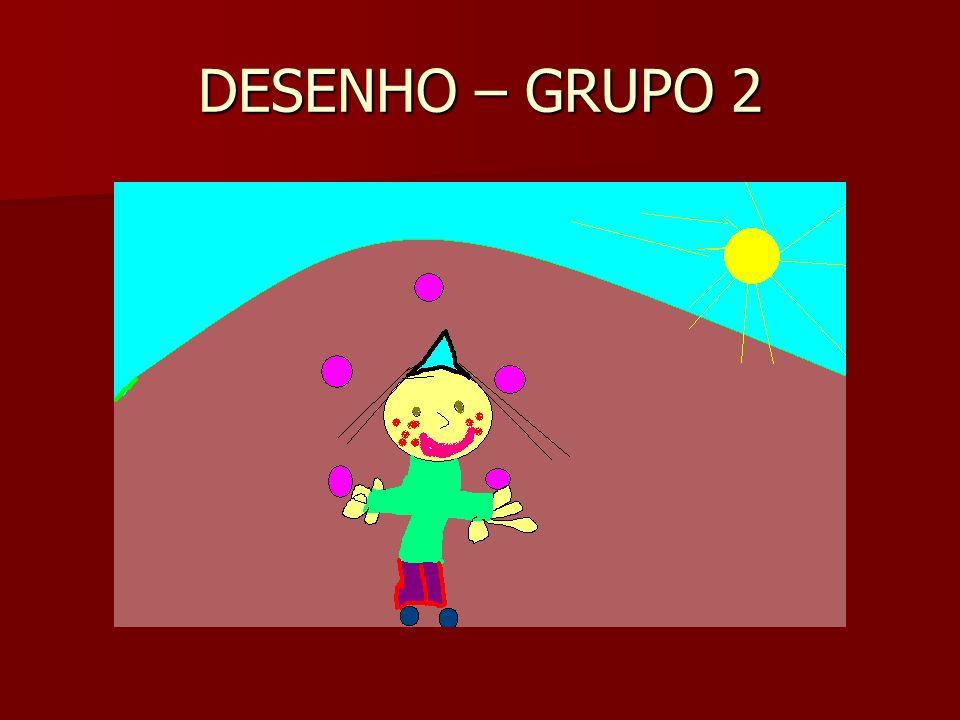 DESENHO – GRUPO 2