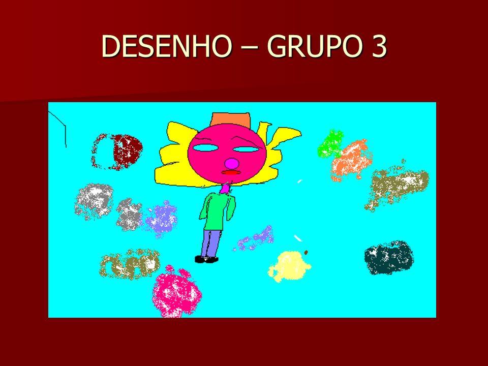 DESENHO – GRUPO 3