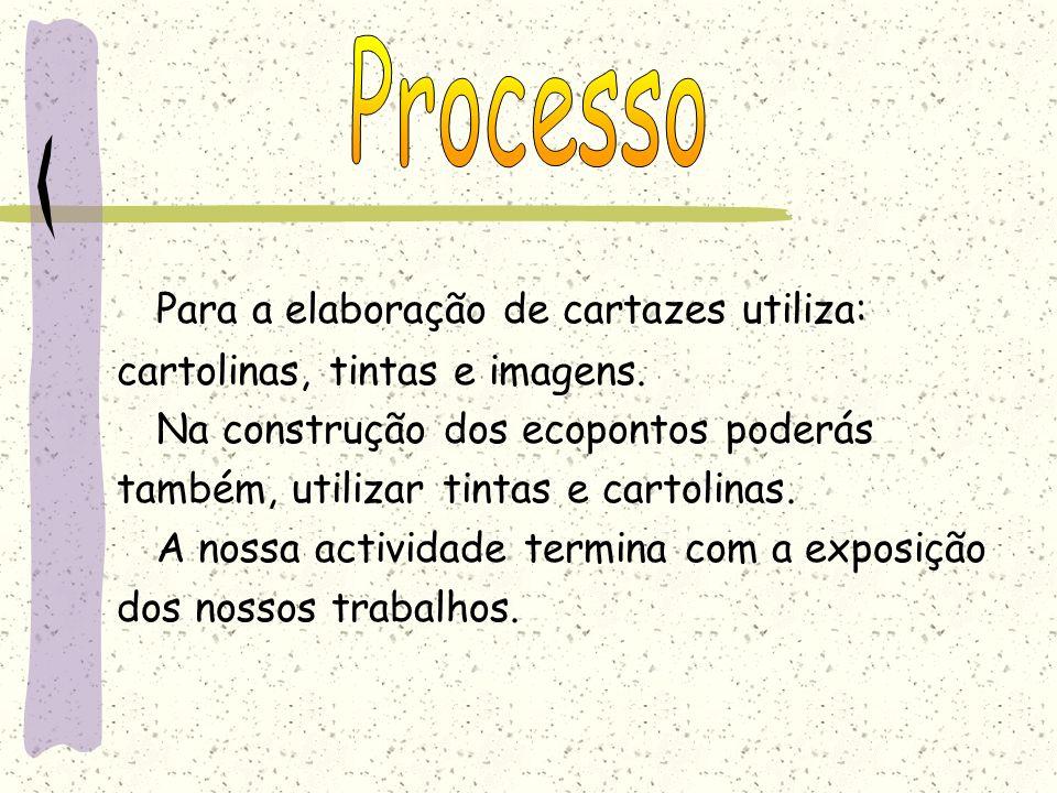 Processo Para a elaboração de cartazes utiliza: