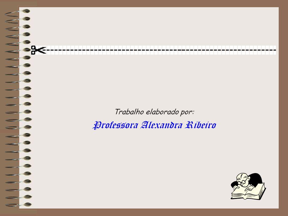 Professora Alexandra Ribeiro