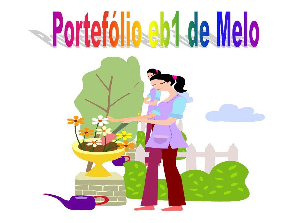Portefólio eb1 de Melo