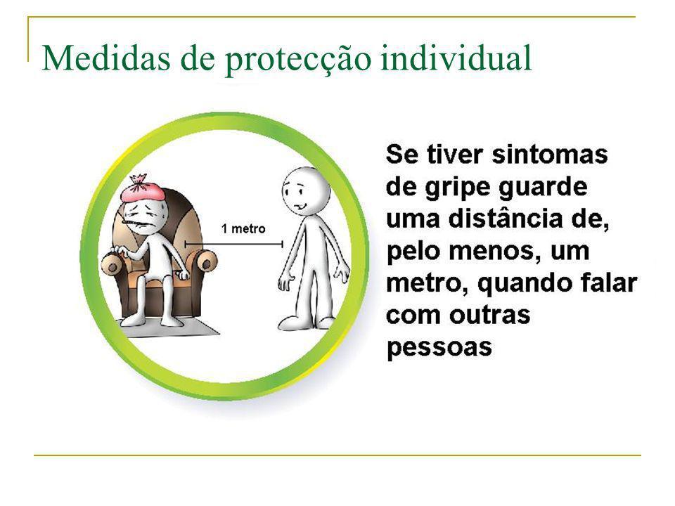 Medidas de protecção individual