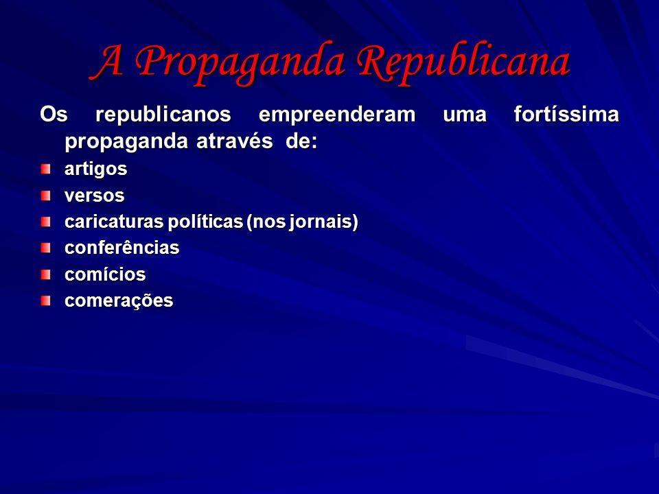 A Propaganda Republicana