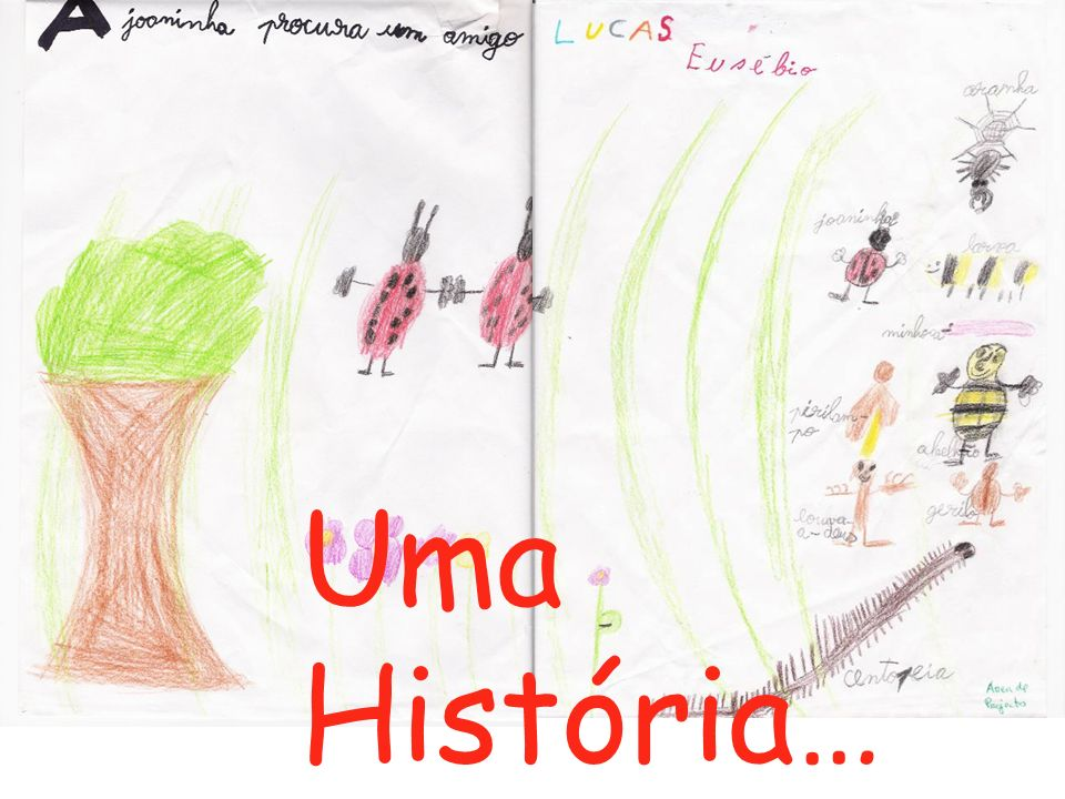 Uma História…