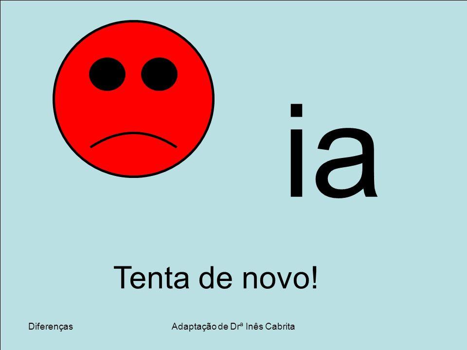 Adaptação de Drª Inês Cabrita