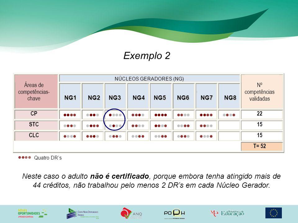 NÚCLEOS GERADORES (NG)