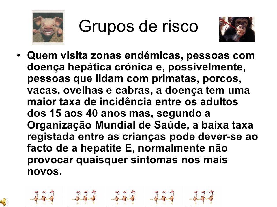 Grupos de risco