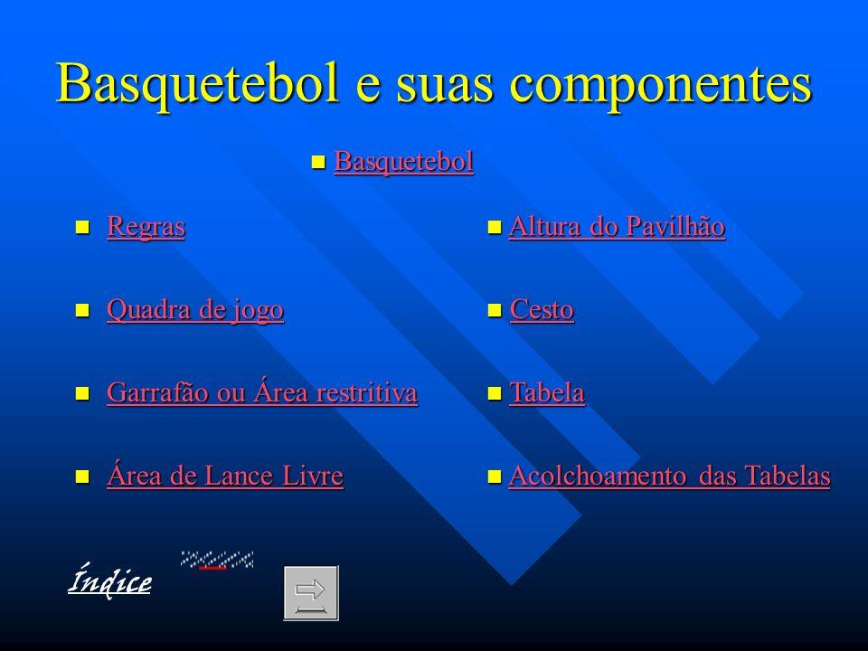Basquetebol e suas componentes