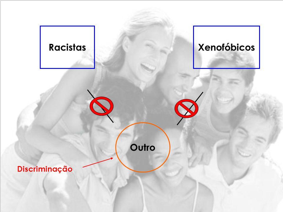 Racistas Xenofóbicos Outro