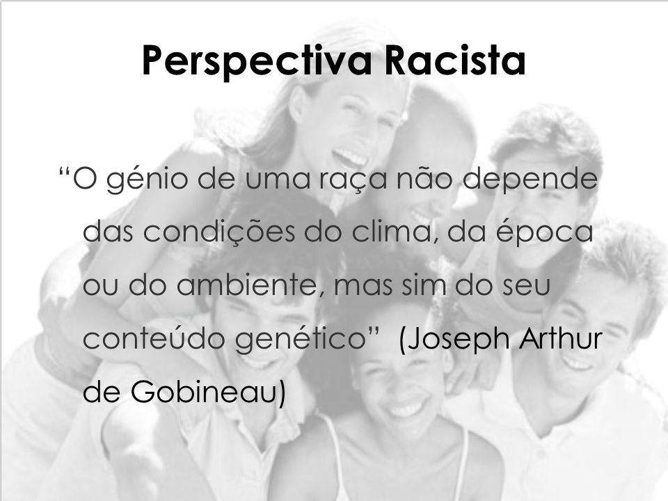 Perspectiva Racista