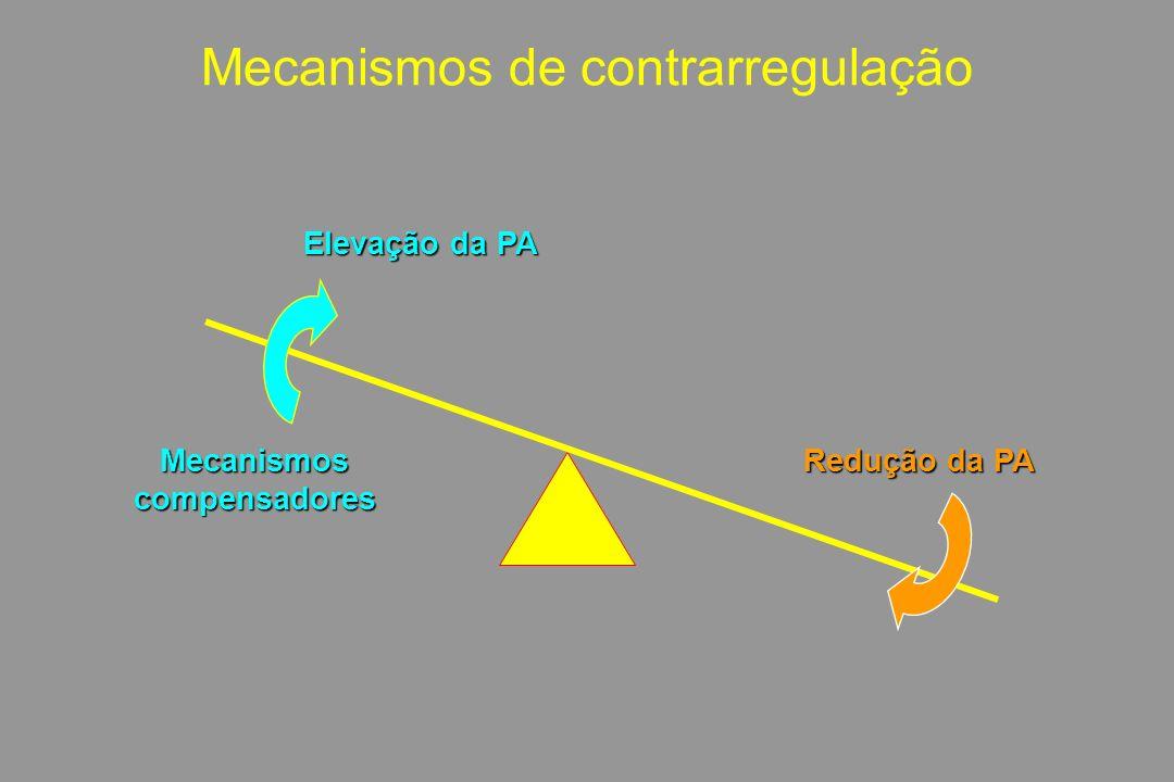 Mecanismos de contrarregulação