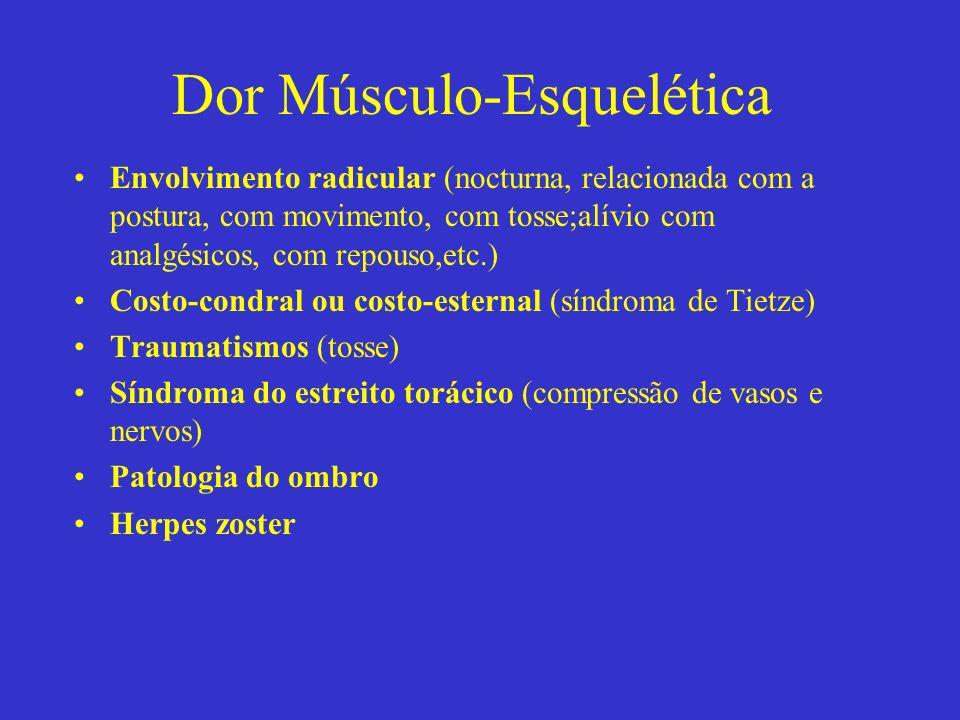 Dor Músculo-Esquelética