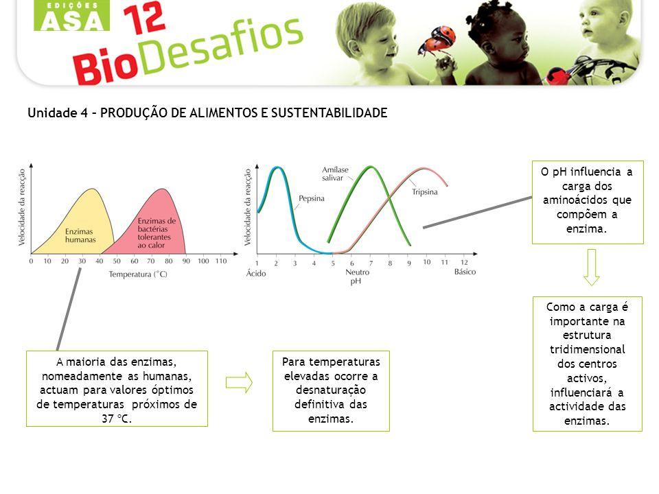 O pH influencia a carga dos aminoácidos que compõem a enzima.