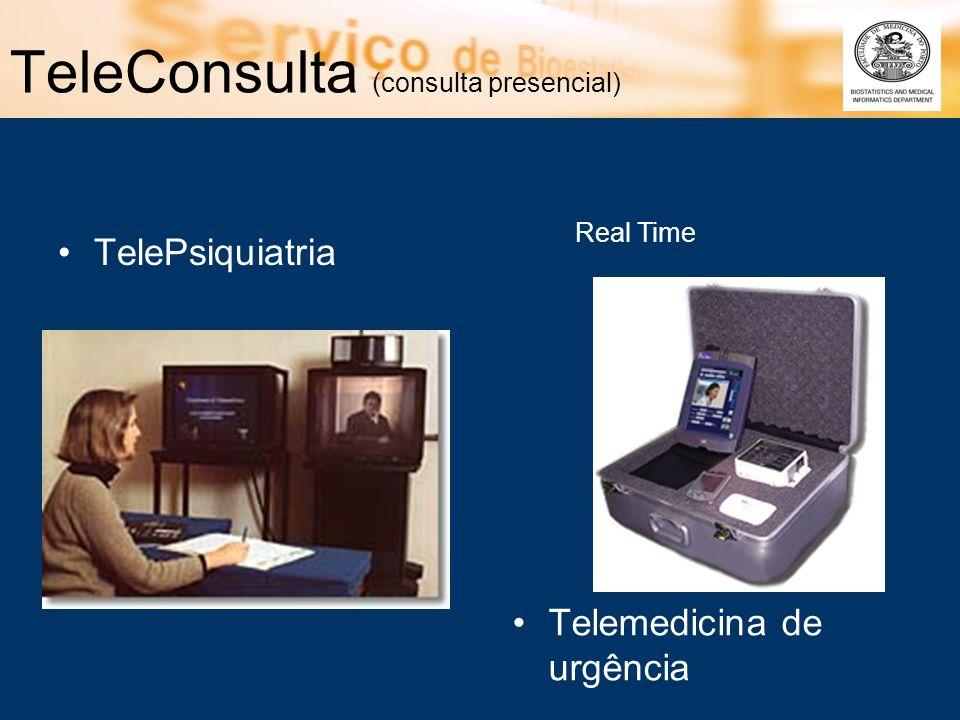 TeleConsulta (consulta presencial)