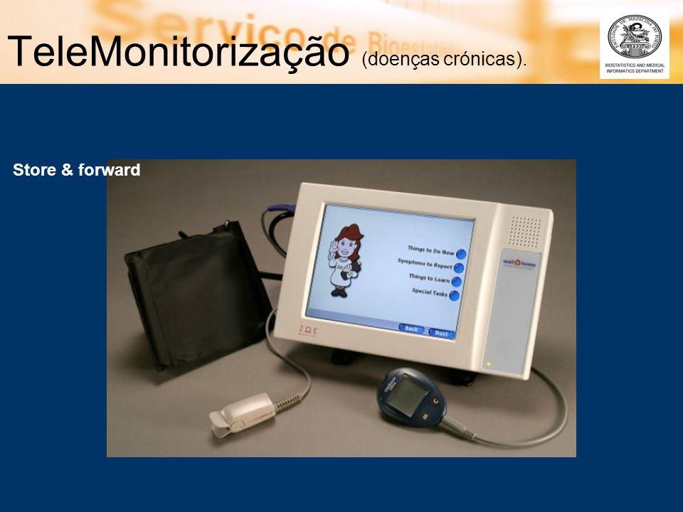 TeleMonitorização (doenças crónicas).