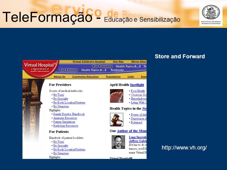 TeleFormação - Educação e Sensibilização