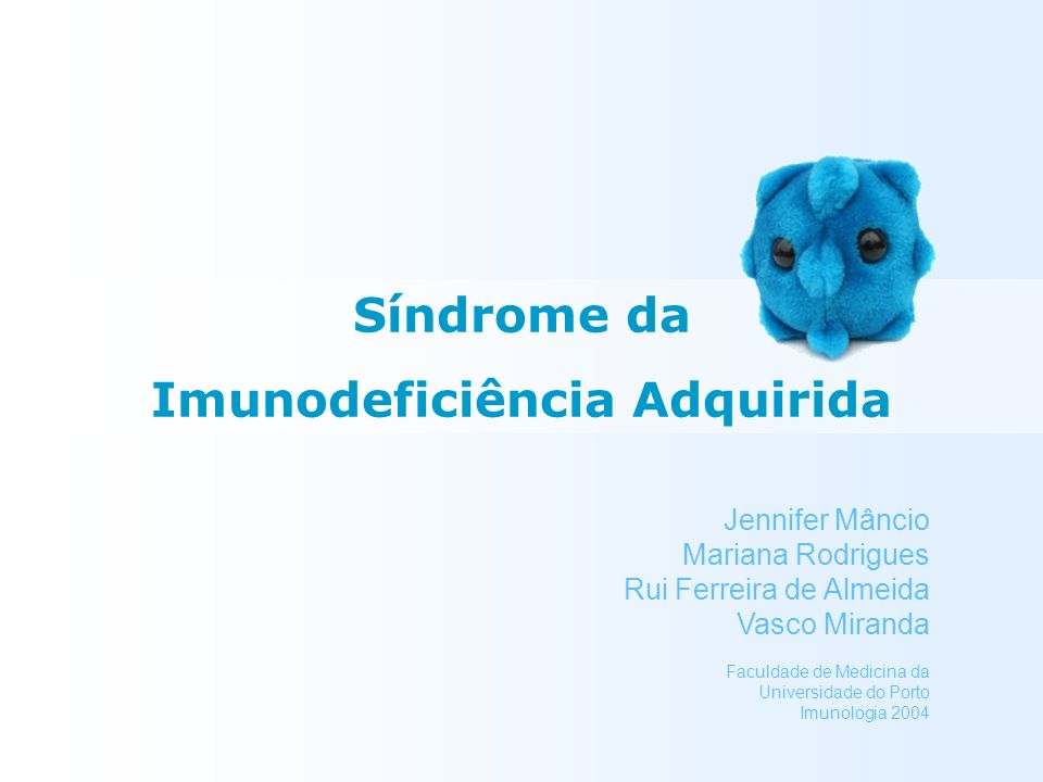 Imunodeficiência Adquirida