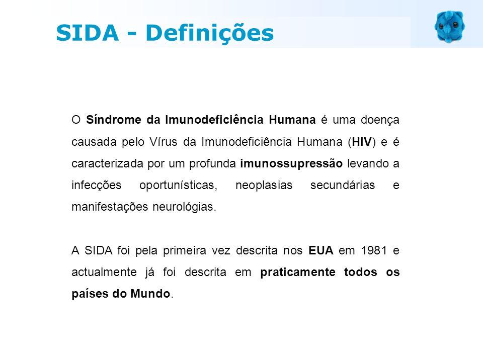 SIDA - Definições