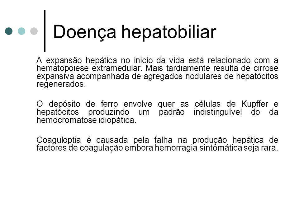 Doença hepatobiliar