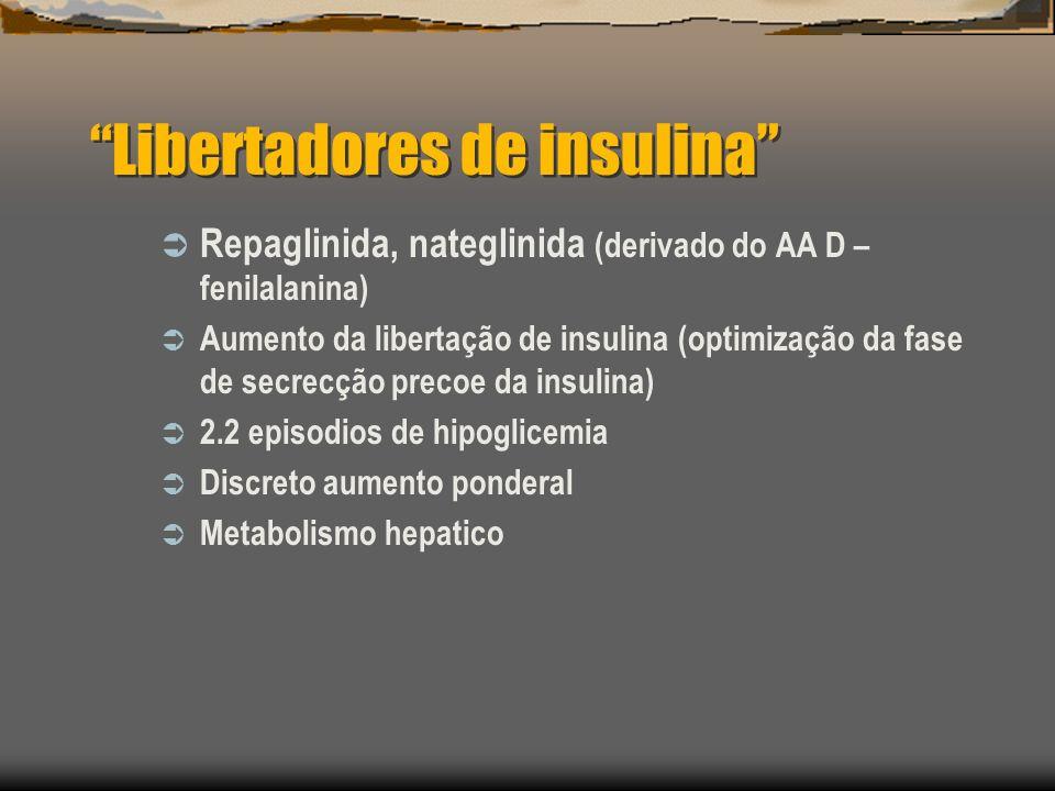 Libertadores de insulina