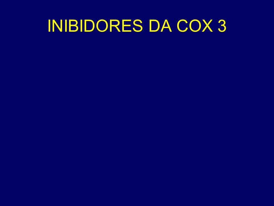 INIBIDORES DA COX 3